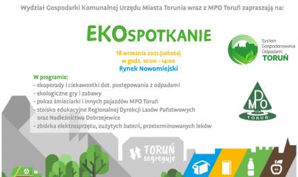 plakat ekospotkania