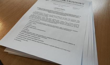 Uchwała Rady Miasta Torunia o nowym koszyku usług